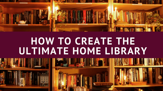 In need of your own library at home?  Looking for home library ideas?  This article highlights how to create a library depending on your own style. Via @tbookjunkie
