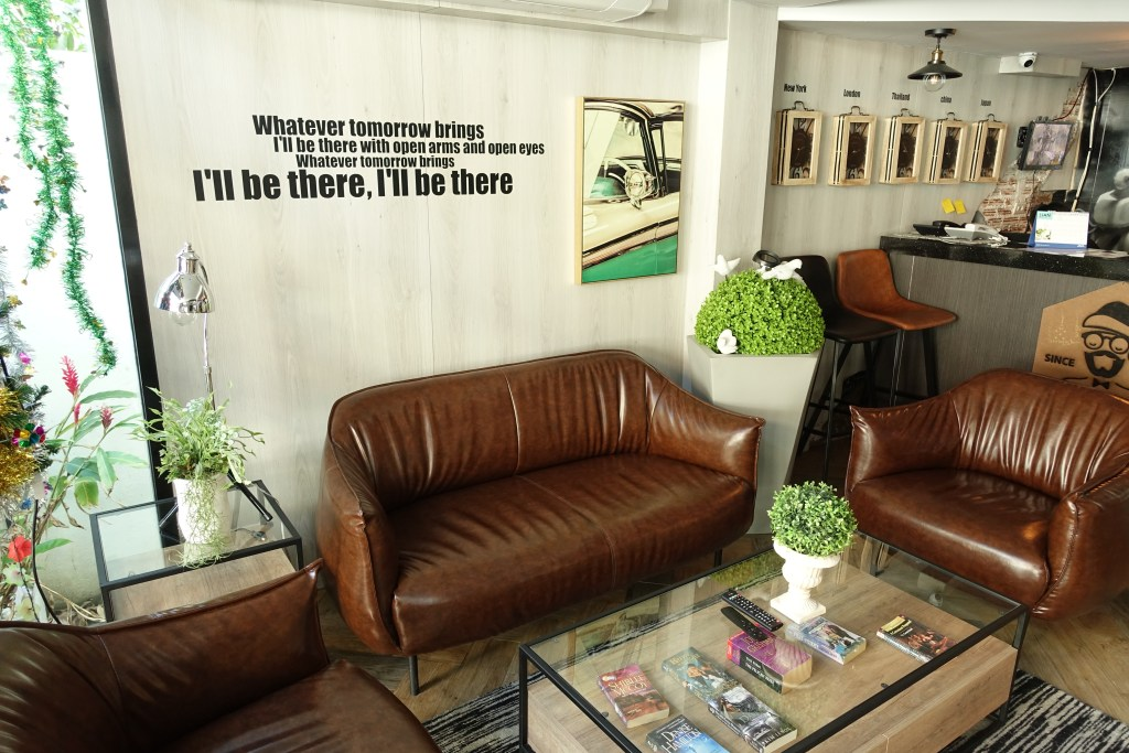Hostels, Lobby of Sleep Walkers Poshtel, Hostel stay, quirky, Chiang Mai, Thailand, Asia