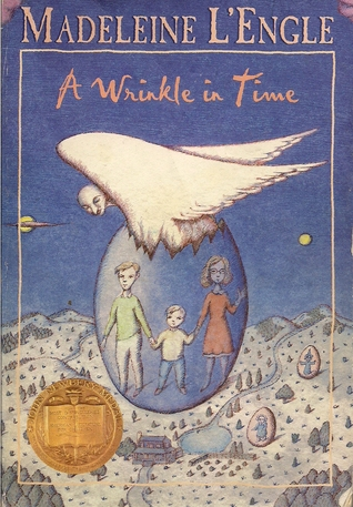 Book to Film, A Wrinkle in Time, Classic,