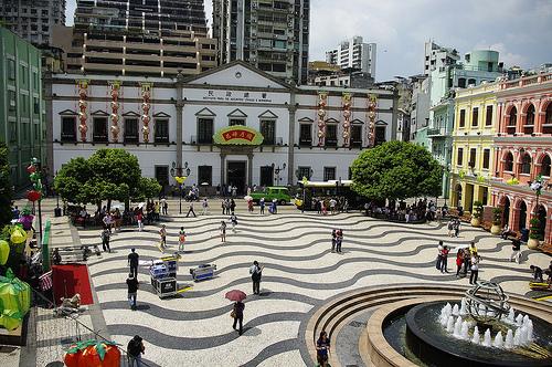 Macau, People's Republic of China,Asia