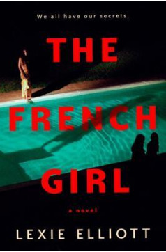 February book releases, The French Girl, crime thriller