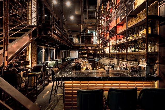 Rabbit Hole, Bangkok, Thailand, Trendy Bars