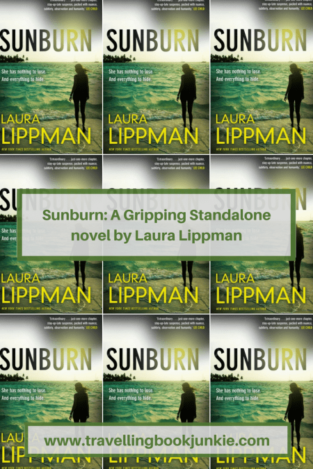Sunburn by #author and #journalist, @Laura Lippman, is the latest standalone novel by this bestselling writer. Known for her gritting crime novels this particular novel stands out for bringing 1940's #noir into the modern age. Via @tbookjunkie