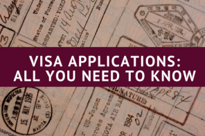 Visa applications, freedom of travel