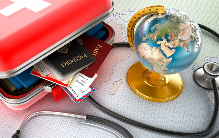 Medical cover, taken ill while abroad, travel insurance, cost of not travel insurance