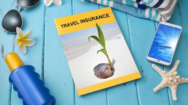 Travel insurance, insurance, protection while travelling,