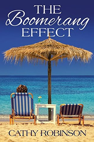 The Boomerang Effect by Cathy Robinson is an easy read set on the beautiful Greek island of Skiathos. Mixing cozy crime with romance this is definitely something different.