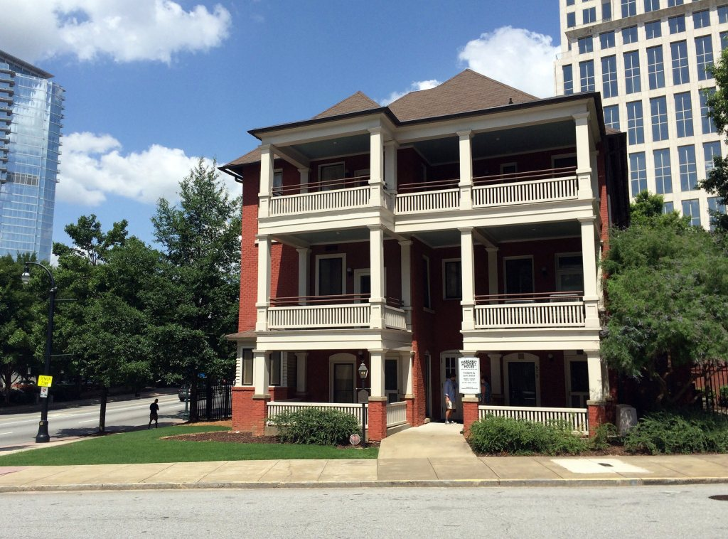 Margaret Mitchell House is one of the many literary places of interest in the US and if you are in Atlanta it is a must see.