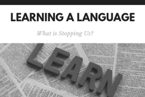 Learning a language can be difficult but there are many different apps and programmes available today to help us with our studies. via @tbookjunkie