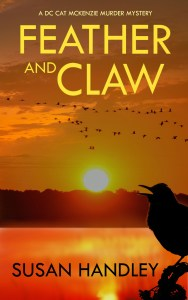 Feather and Claw by Susan Handley is a crime novel set in Cyrpus.