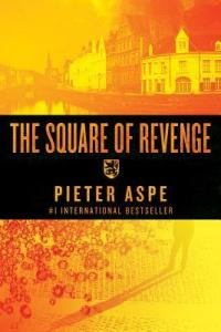 The Square of Revenge by Pieter Aspe, set in Bruges Belgium