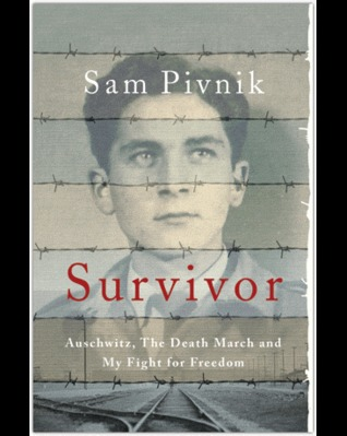 Survivor of Auschwitz by Sam Pivnik