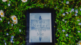 You Never Told Me is the latest novel by Sarah Jasmon. Read the full review via @tbookjunkie