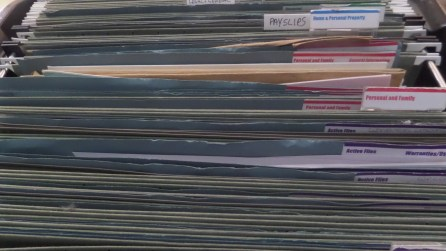 The filing system