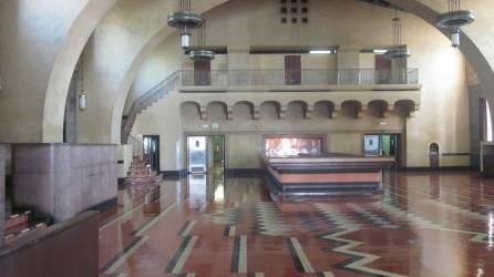 IMG 3156 - Exploring Los Angeles by public transport - Union Station, a step back to a bygone era of travel