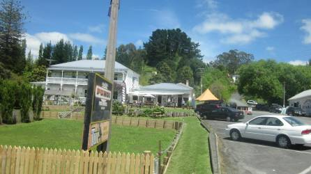IMG 3368 - New Zealand in a campervan - Auckland, Orewa, and cheese tasting in Puhoi Valley