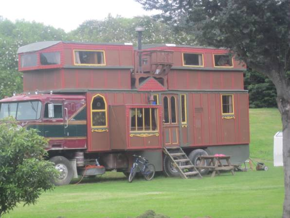 IMG 4103 - New Zealand in a camper van -  Marlborough, trains, planes, automobiles and wine