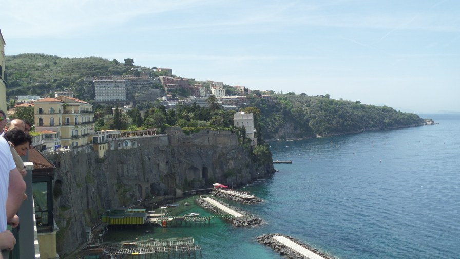 SAM 7412 - Packing it all in -  7 days in Sorrento
