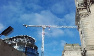 Birmingham construction Copy - Three reasons to visit Birmingham now