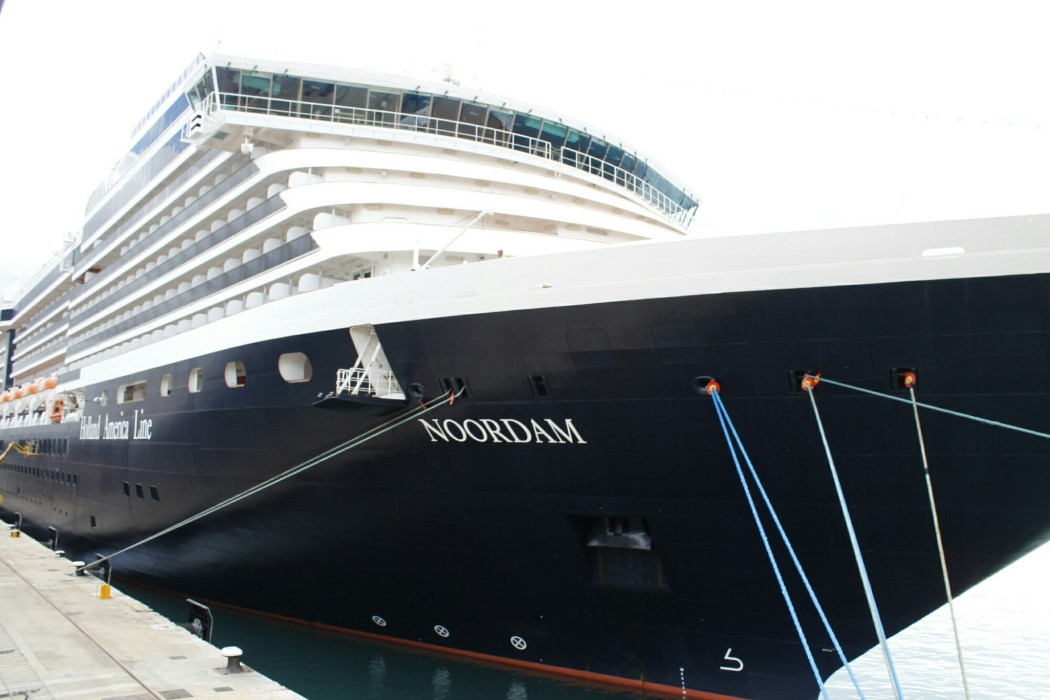 The Noordam was home for three weeks. Check out my initial thoughts on this majestic ship.