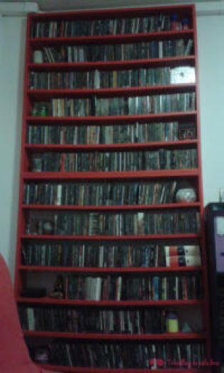 Torre de CDs n.º 1