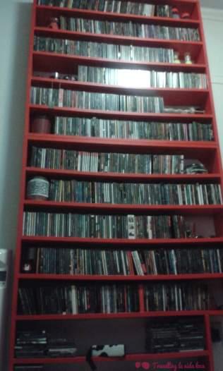 Torre de CDs n.º 2