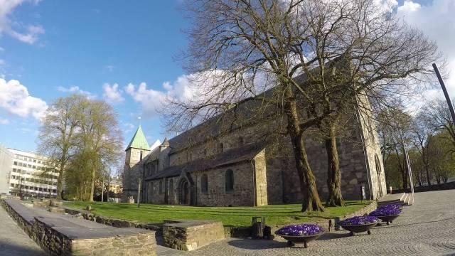 La catedral de Stavanger