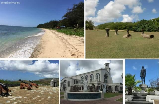 Guam - Carlos el viajero