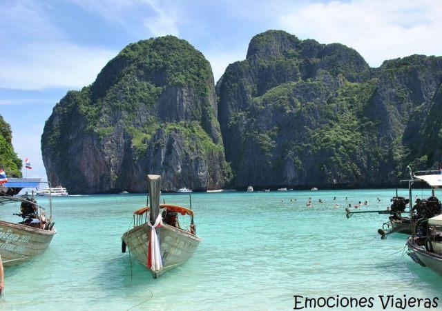 Ko Phi Phi Leh - Emociones Viajeras