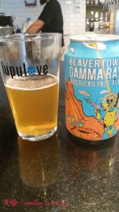 La súper Gamma Ray de Beavertown en Lupulove