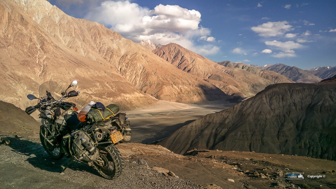 Tips for Overland Travel on a Bike