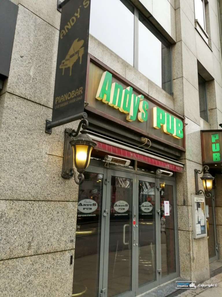 Andy's Piano Bar
