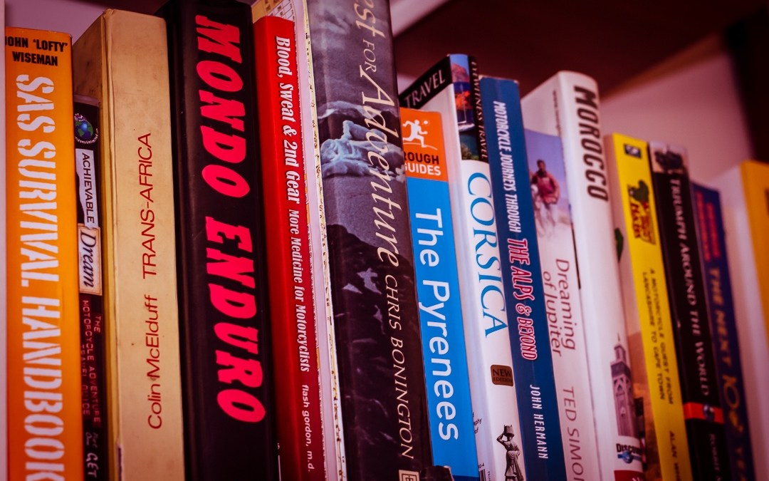 Three Biker Books to Read