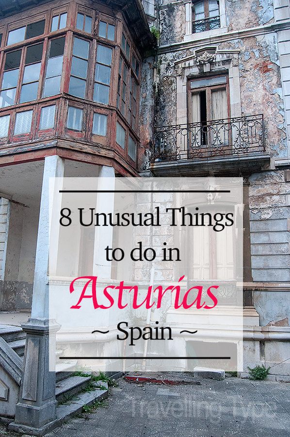 After experiencing the merciless sun, dust and parched hills of southern Spain, I decided to head north in search of my favourite colour - green. It was here that I discovered my favourite region in Spain, Asturias. So without further ado, here's eight unusual things to do in Asturias.