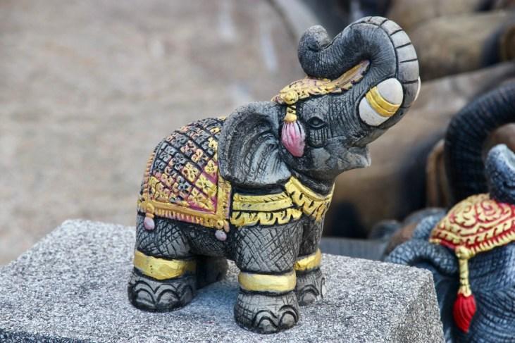 Elefante statua