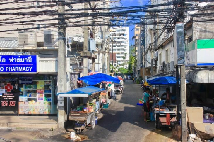 Strade Phuket, Thailandia