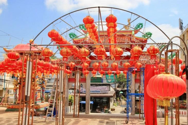 Tempio cinese, Phuket
