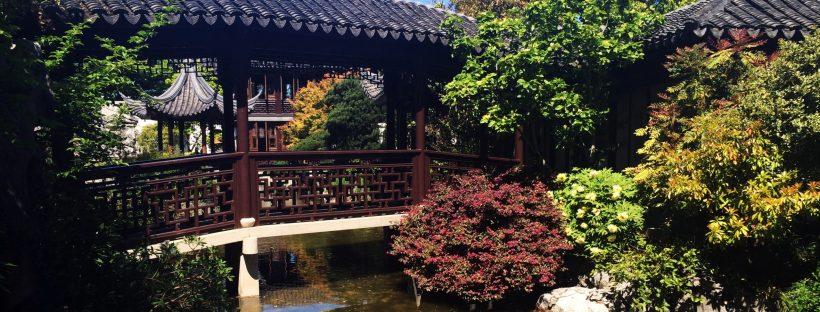 portland lan su chinese garden - Chinese Garden Portland