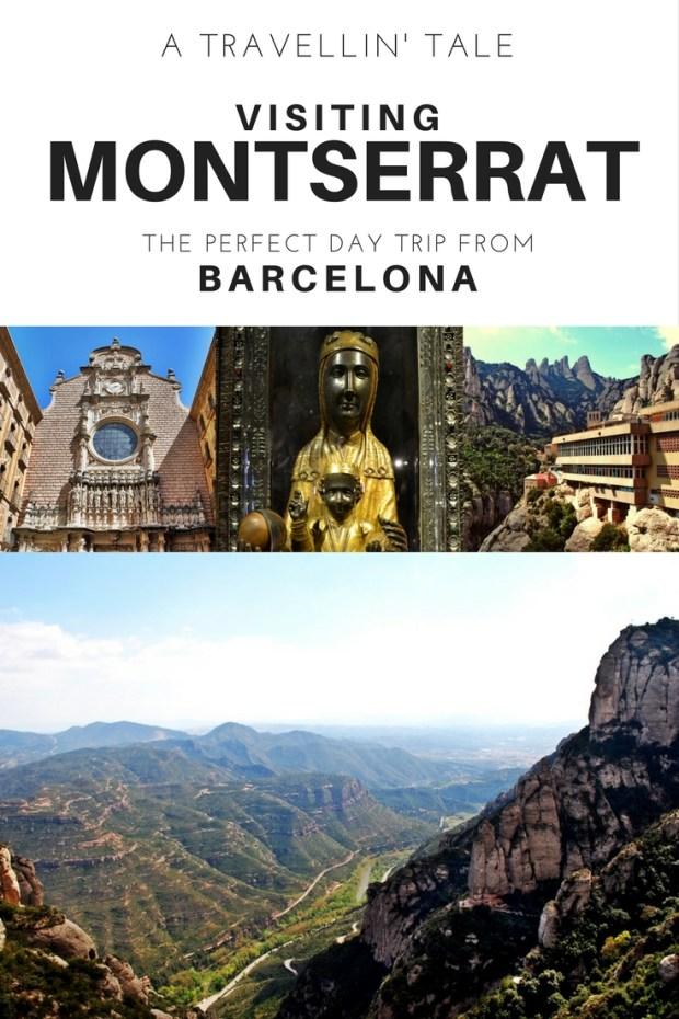 Day Trip from Barcelona Montserrat