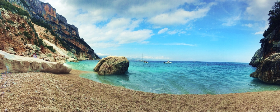 A Tale or Two About...Getting to Sardinia's (Not-So-Secret) Secret Beach: Cala Goloritzé