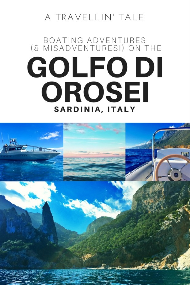 Golfo di Orosei Sardinia Italy