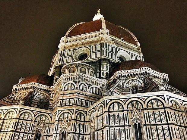 Duomo Florence Night