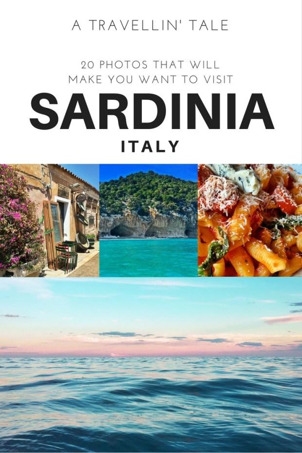 how to visit sardinina from rome