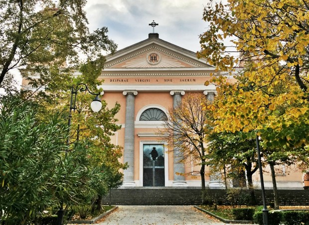 Nuoro Cathedral, Nuoro Sardinia