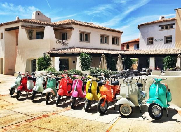 Scooters Sardinia