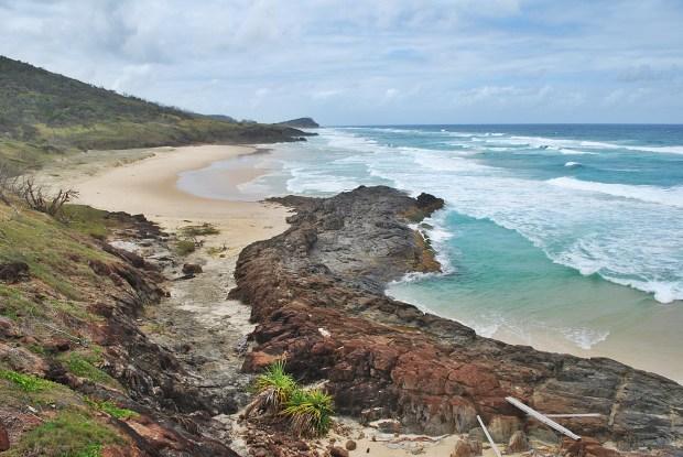 Coastal Views Champagne Pools Fraser Island
