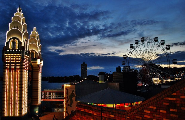 Things to do in Sydney Luna Park
