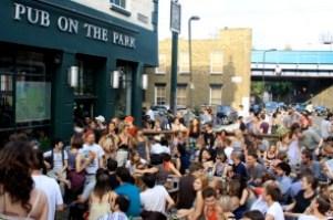 Pub on the Park