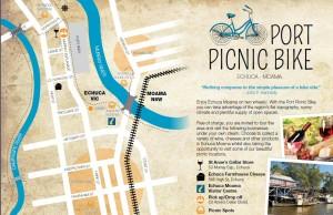 port picnic map