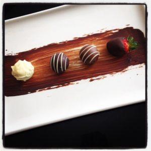 Tasting Australia Sarah Blinco chocolates